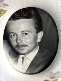 George Emile Vidal obituary photo