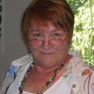"""Cheryl F. """"Becky"""" Morrell"""