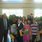 Roslyn 6th grade graduation