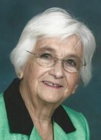 Maria Victoria Barriga obituary photo