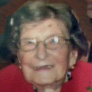 Olga Mary Hoegler Obituary Photo