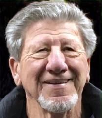 Frederick Raymond Peragallo obituary photo
