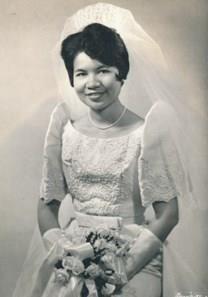 Wenifreda Rubio Aragon obituary photo