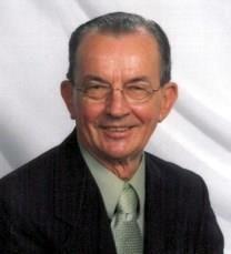 Alois Joseph Brosch obituary photo