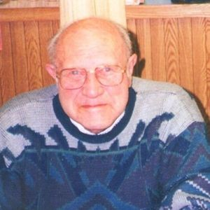 "Walfred J. ""Wally"" Korpi Obituary Photo"