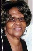 Carrie Mae Jackson obituary photo
