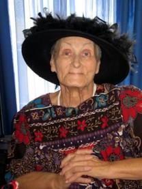 Betty Ann Lilley obituary photo