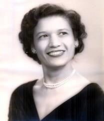 Sally Magana Cage obituary photo