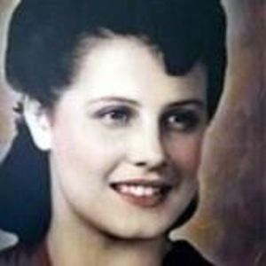 Mary Lucille Cornutt Rickles