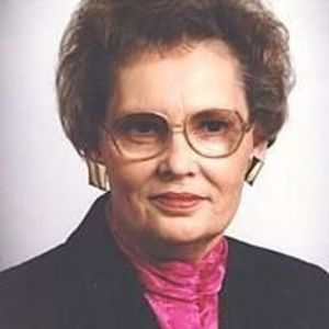 Peggy Jean Thomson