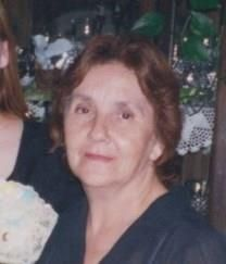 Manuela Madrid obituary photo