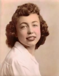 Hazel J. Bacon obituary photo