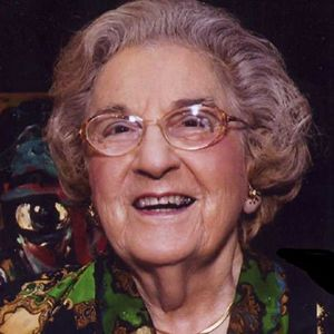 Bertha Gertrude Samson Shanblum