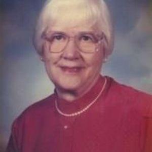 Juanita Evelyn Dodson