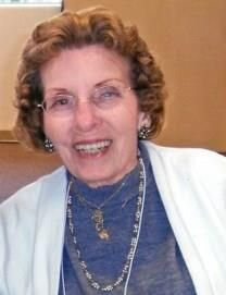 Pauline May Wall obituary photo