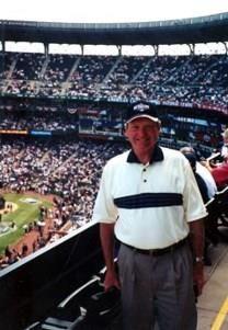 John Howard Colyer obituary photo