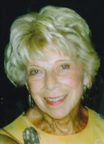 Betty S. Leech obituary photo