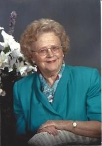Marjorie Elizabeth Bushong obituary photo