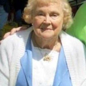 Mary Evelyn Regg Binkley