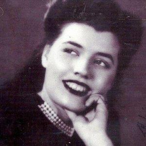 """Elizabeth """"Betty Jean"""" Wezwick Gleason"""