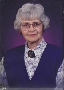 Else Eleonore Andretz obituary photo