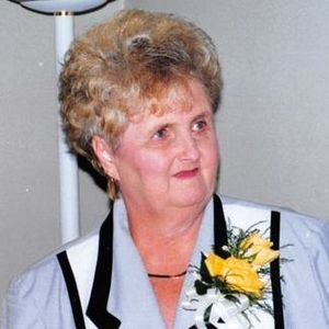Mrs. Mary Ann Sosebee