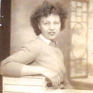 Mrs. Thelma Louise Rice Meeks