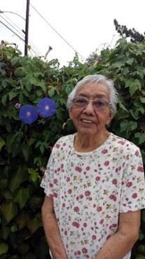 Rafaela Moronez obituary photo