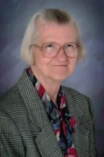 Ellen Irena Wilde obituary photo