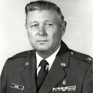 Colonel Lester W. Raab, U.S.A.F. Ret.
