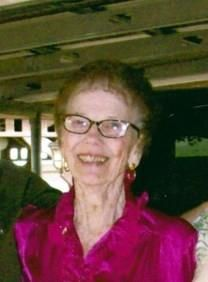 Meta Anna Smith Barry Obituary Photo