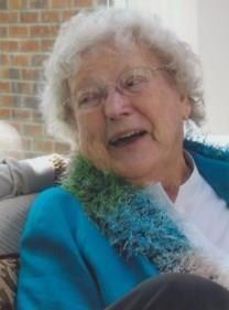 Edna Serene Sundet Lindberg obituary photo