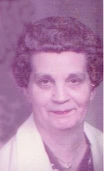 Lorene E. McGowan obituary photo