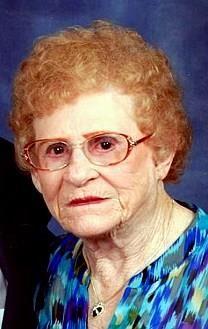Jewell Marie Correll obituary photo