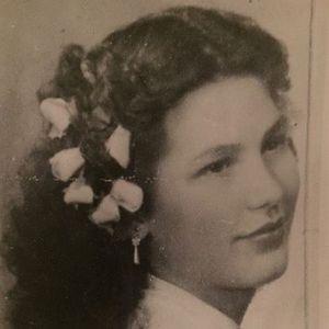 Socorro Garza Fuentes Obituary Photo