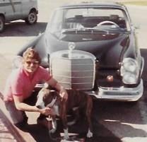 Charles Hilger Waite obituary photo