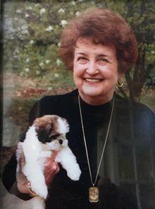 Virginia  Reed Cook