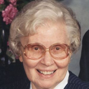 Thelma M. German