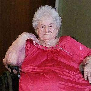 Peggy Annette Strickland Jones Obituary Photo