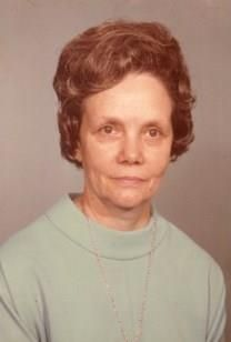 Margaret Lucille Mitchell obituary photo