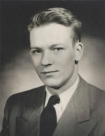 Murray Burdette Loss obituary photo
