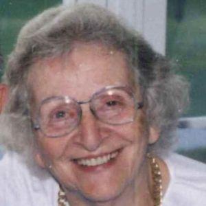 Pauline M. Burky Cribley