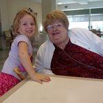 Adeline and Nana