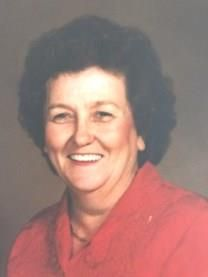 Faye Marvene Leubner obituary photo