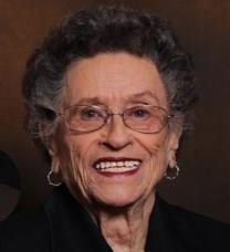 Jean B. Patterson obituary photo