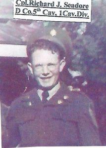 Mr. Richard John Seadore Obituary Photo