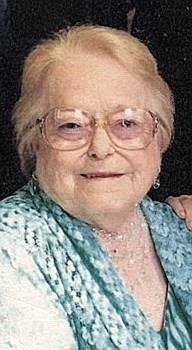 Reva Jean Brown Fell obituary photo
