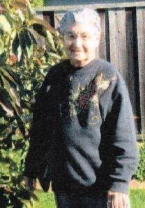 Irene Mabel Domes obituary photo