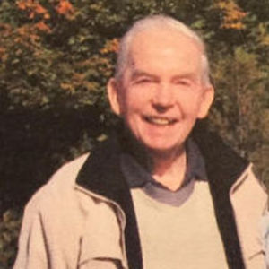 "John R.  ""Jack"" Robertson Obituary Photo"