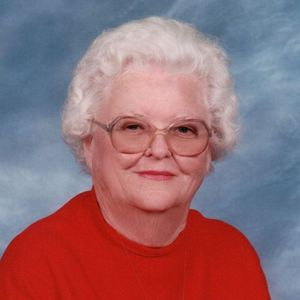 Wilhelmina Reynolds Yoder Obituary Photo